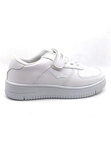 Cool 19-K46 Erkek Çocuk Beyaz Günlük Spor Ayakkabı Beyaz